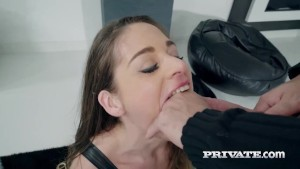 Hardcore Anal Session With Busty Cathy Heaven