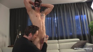 Maskurbate Marc s Perfect Cock gets Worshiped