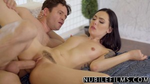 Babysitter Marley Brinx Hot Fuck After Wife Leaves