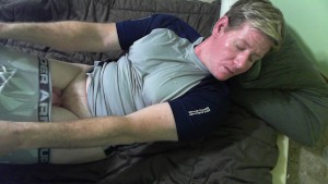cody jacks off till he shoots his cum load