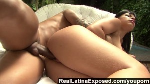 RealLatinaExposed - Melissa is truly a Latin anal queen