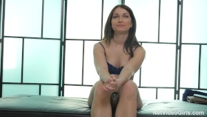 Desperate Hollywood Hottie Does ANYTHING to Please Producer