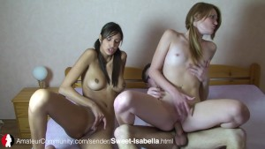 German Teen slut Isabella