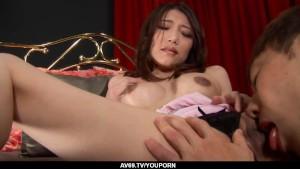 Ibuki ends massive porn play with a big facial scene