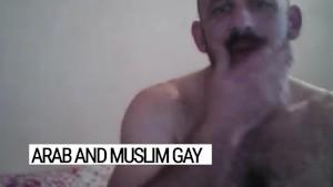 ARAB GAY DADDY YAMAN GETS A NEW SEX SLAVE
