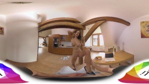 HoliVR 360VR _ Magic Sex Gear - MILF