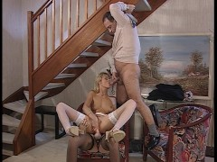 Husband and wife team up on wifes friend part 2