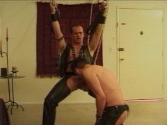 Got my leather chaps on lets have some fun