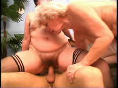 These two grannies had not seen a young cock in years - julia reaves