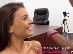 Teen Insemination on Casting Couch - duration 11:56