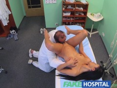 FakeHospital Doctor sexually sets pat...