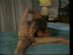 Mature Babe Fucks Guy In Bed - Classic X Collection