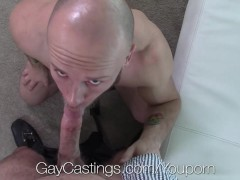GayCastings - Bjorn Manning Aces is Porn Audition