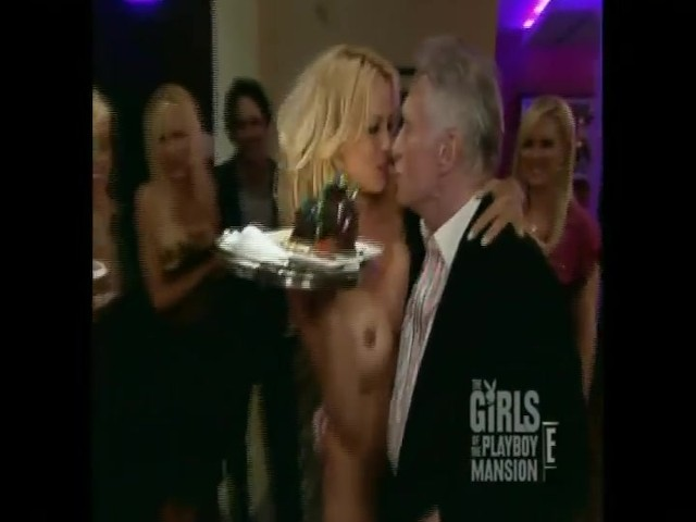 pam anderson nude birthday party
