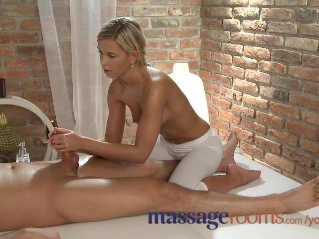 Massage rooms redhead lesbian sucks pussy 7