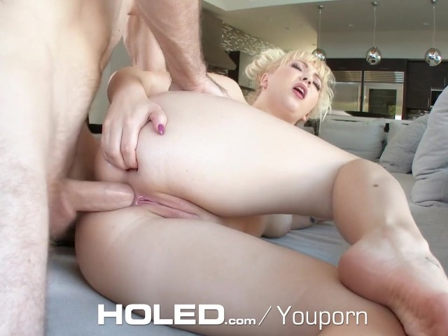 Holed quirky blonde card player velvet rain anal fucked