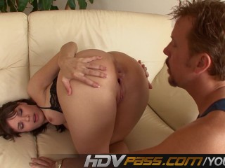 Sexy Babe Deana Dearmon Licks In The Pussy And Injected Further