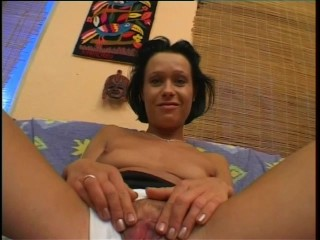 Skinny Milf Babe Pisses And Gets Fucked - Julia Reaves