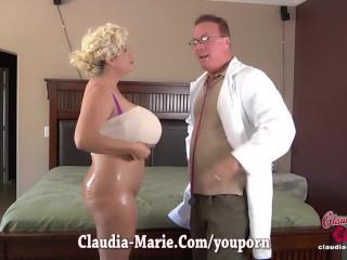Claudia Marie Gets Big Fake Implants Back