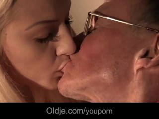 Two Sick Grandfather Blowjob Anal Fucking Treatment By Young Hot Nurse