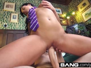 Bang.com Sexy Teen Whores Have Fun In The Dorms