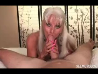 Mature Woman Wants Young Cock To Suck