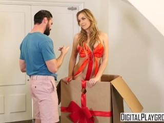 Mladík dostane erotický darček