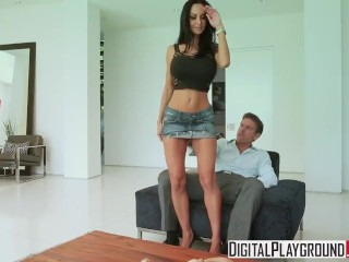 Digitalplayground - Ava Addams And Mick Blue - Horny Housekeeper
