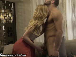 Alexa Grace Takes Erotic Creampie From Her Lover