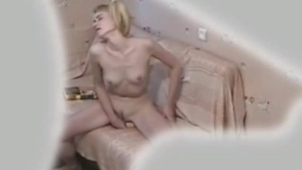My young sister caught masturbating
