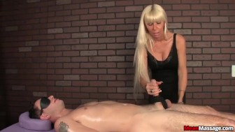 Milf dominant session