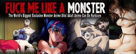Fuck Me Like A Monster