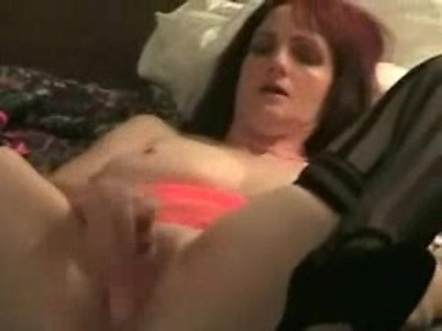 Young Girl Dildo Masturbating