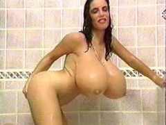 Picture Cindy Fulsom, insane boobs