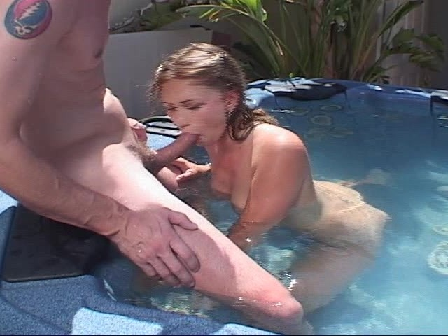 Miller hot tub sex story female massage