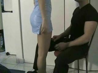 Handjob/big butt/with sex hot stripper