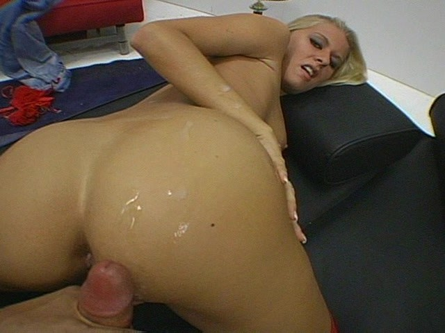Squirt All Over Her Bed