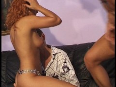 Picture Redhead banged by two guys pt 2/4