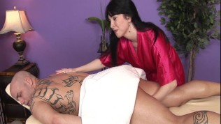 คลิปโป๊ คลิปหลุด XXX  Rayveness Special Massage p. 1/4