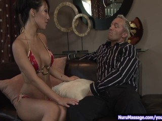 Most Lusty orgy Massage p.1/2