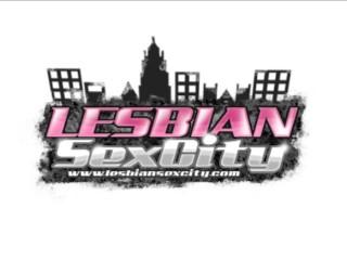 Lesbians Pleasuring With Dildos