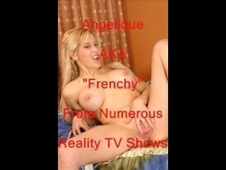 Frenchy Angelique Morgan celebrity sex tape