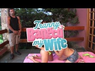 Tranny And Couple Fucking