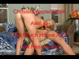 Apple bottom bubble big butt onion booty Christina