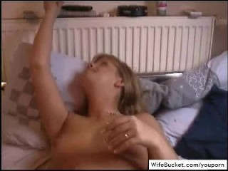 Slutty wife fucked and creamed