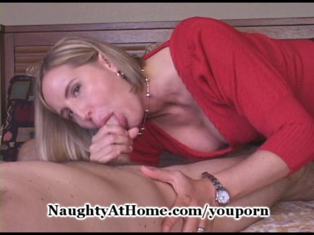 Mature wife creampie video