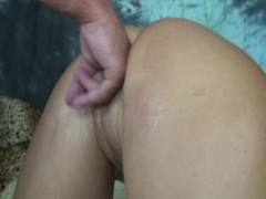 Picture Fingers, tongue and cock all inside pussy CL...