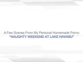 NAUGHTY WEEKEND AT LAKE HAVASU – REAL PUBLIC SEX