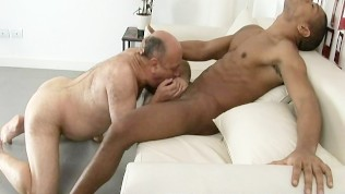 Black Dick First Time