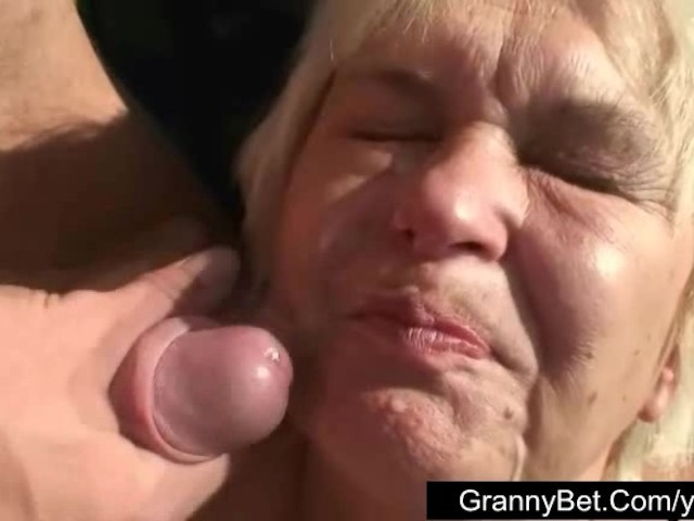 Hot Teen Fucked Old Man